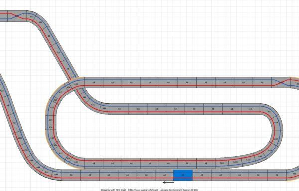 tCAD software per progettazione piste slot