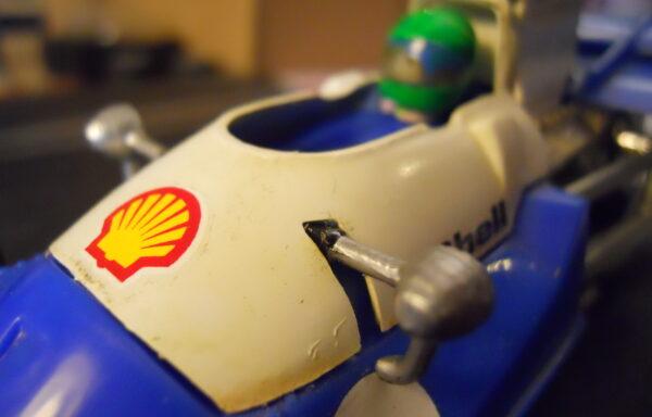 Kit volante e specchietti per EVOLUTION Matra MS120 e Ferrari B2