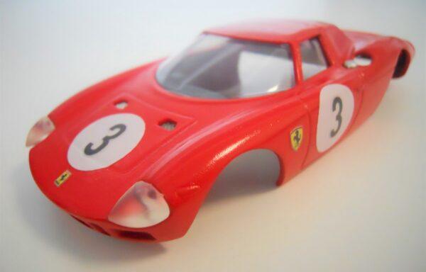 Carrozzeria Ferrari LM 250 rossa SEFAC