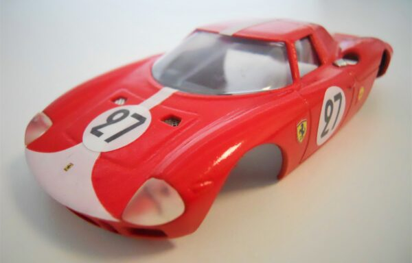 Carrozzeria Ferrari LM 250 rossa Maranello Concessionaries